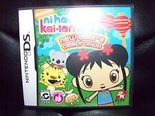 Ni Hao, Kai-lan: New Year's Celebration Nintendo DS EUC