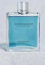 Davidoff Silver Shadow Altitude 100ml EDT Spray -  BRAND NEW
