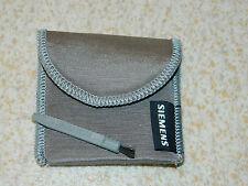 HOUSSE de PROTECTION bag sac APPAREIL pour prothese AUDITIF SIEMENS auditive