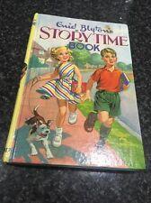 """Enid Blyton's """"Storytime Book"""" - 1964 Hardcover 0603032516"""