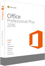 Microsoft Office 2016 Professional Plus Key MS Office Pro Plus Vollversion