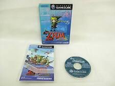 THE LEGEND OF ZELDA TAKT OF WIND Game Cube Nintendo Japan Game gc