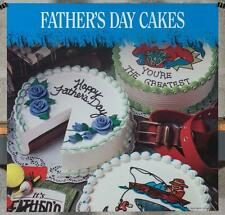 Dairy Queen Promotional Poster For Backlit Menu Sign Fathers Day Cakes dq2