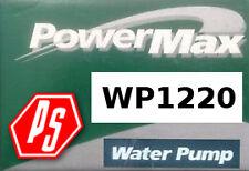 Powermax Water Pump Toyota Landcruiser WP1220