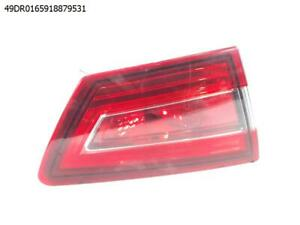 Trunk Left Tail Light Fits Renault Clio 2013-2020 Genuine Used