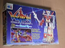 VOLTRON 1984 Defender of the Universe 3-D Jigsaw Stand Up Puzzle Warren toys