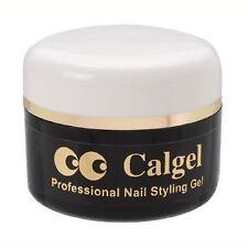 Calgel Natural Clear Gel CG0 10g Professional Nail For salon F/S w/Tracking# NEW