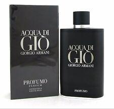 Acqua Di Gio Profumo by Giorgio Armani 6.08 Oz 180ml Parfum Spray For Men