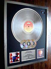 BRUCE SPRINGSTEEN BORN IN THE USA LP MULTI PLATINUM DISC RECORD ALBUM