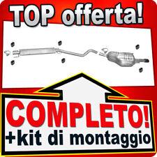 Scarico Completo OPEL ASTRA H 1.9 CDTi 2-Volumi / GTC senza DPF Marmitta N29