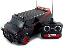 Hot a-team Van RC de radio control a 'equipo van ruedas figura coche vehículo GMC el 24