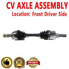 1x Front Driver Side CV Axle Shaft For FORD EXPLORER 2002 2003 2004 2005 4 Door
