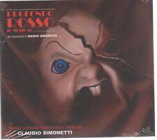 CLAUDIO SIMONETTI PROFONDO ROSSO (DARIO ARGENTO) CD SIGILLATO!!!