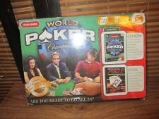 World Poker Championship  Gift Pack CD Rom and Book (BRAND NEW)