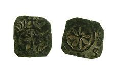 pcc2019_3) Manfredi (1258-66) Messina DENARO doppia croce  / M omega Spahr 215