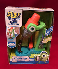 DISNEY MONSTERS UNIVERSITY SLIME MACHINE - GADGET TOY - SLIMY FIGURINES - GIFT