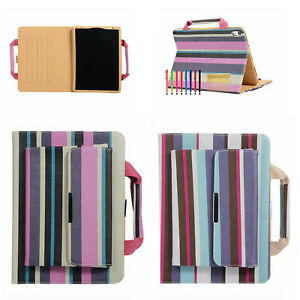 """Leather Magnetic Handbag Strap Pouch Smart Cover Case For iPad mini/Pro11/9.7"""""""