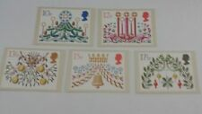 British Stamp Postcards PHQ Christmas x 3 sets