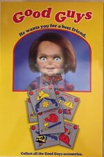 "ULTIMATE CHUCKY ""Good Guys"" NECA CHILDS PLAY Part I 2017 3"" Inch ACTION FIGURE"