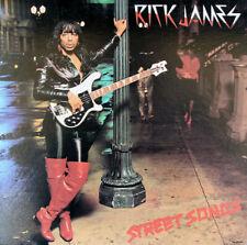 RICK JAMES - STREET SONGS - CD ALBUM our ref 1679