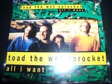 Toad The Wet Sprocket – All I Want Australian CD Single – Like New
