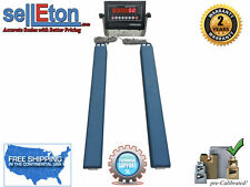 """NEW Industrial Multi-Purpose High Quality 40"""" weigh bars scale 5000 lbs x 1 lb"""
