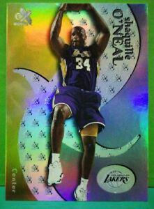 Shaquille O'Neal card 99-00 E-X #22