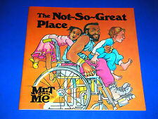 Vintage Mr. T and Me Book The Not-So-Great Place 1985 Graeber Thomas Nelson NEW