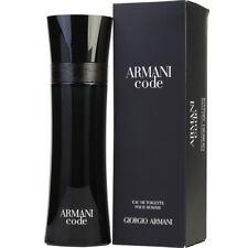 ARMANI CODE FOR MEN 125ML EAU DE TOILETTE SPRAY BRAND NEW & SEALED