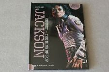 Michael Jackson - History - the King of Pop - BOOK+DVD - POLISH RELEASE