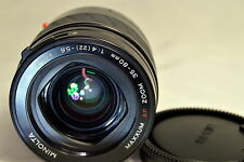 Minolta Maxxum 35-80mm f4-5.6 AF Lens For Sony Alpha Telephoto zoom