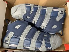 Nike Air More Uptempo 96 Midnight Navy Taille 12 us 46 Neuve Et Authentique