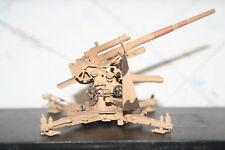 8,8cm FLAK 18 43.FlaRgt. 15.PzDiv. DAK 1942 1:72 Panzerstahl 88043