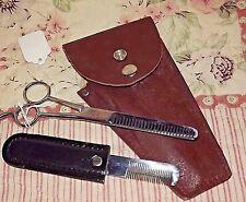 New Trim Kit w/Scissors and Stripping Comb
