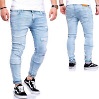 JACK & JONES Jeans Hose LIAM Skinny Röhrenjeans GLENN Slim Fit Chinohose NEU