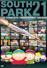 South Park Season 21 Dvd 2018
