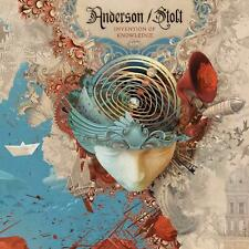 Anderson, Jon / Roine Stolt - Invention Of Knowledge YES ... CD NEU OVP