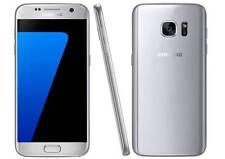 Samsung Galaxy S7 SM-G930F 32GB Silver Titanium Smartphone Unlocked UK