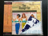 The Shangri-Las - Greatest Hits and More (CD JAPAN OBI CECC-00667) New Sealed