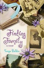Finding Family, New, Tonya Bolden Book