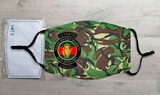 UDR Ulster Defence Regiment Veteran Camo Face Mask