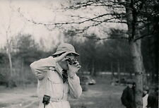 Photographe c. 1950 - Appareil Photo Miniature Mini - P 401