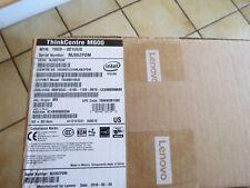 New Lenovo ThinkCentreM600 10G9001UUS Desktop-Mini PC Intel J3710 4GB,500GB.WIFI