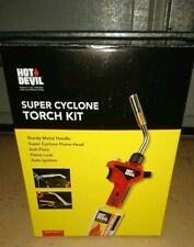 Hot devil Super Cyclone Touch Kit HD8096 BRAND NEW