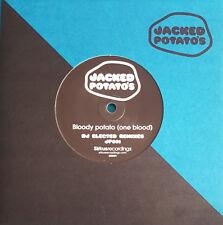 "DJ Elected – Jacked Potato's 001. 2007 Netherlands Press. 7"" Sirkus Recordings"