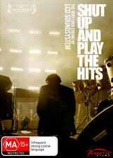 Shut Up and Play the Hits  - DVD - NEW Region 4