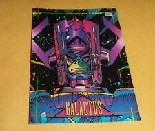 Galactus # 14 - 1993 Marvel Universe Series 4 Base Trading Card