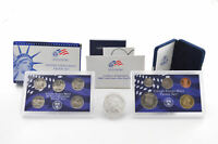 Lot: 2006 PROOF American Silver Eagle 1 Oz & US Mint Proof Set Coin Collection