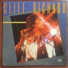Cliff Richard Autographed Album Hand Signed PAAS/COA  Rock