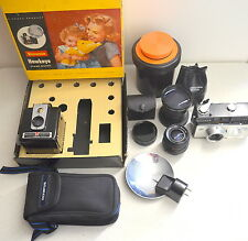 Lot Brownie Hawkeye/Mamiya Tower/Marexar CX/ HD Telephoto Lens - For Parts!!!